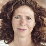 Dagvoorzitter Barbara Barend