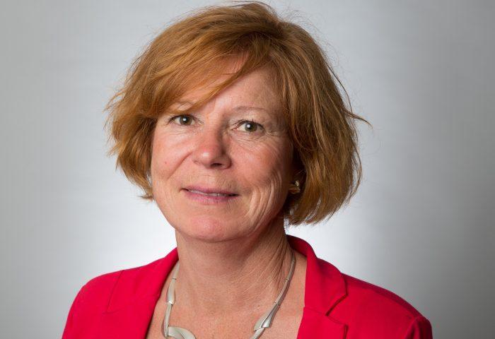 Monique Klompé, nieuwe voorzitter SKJ
